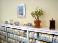 Chinese herbal medicine pharmacy
